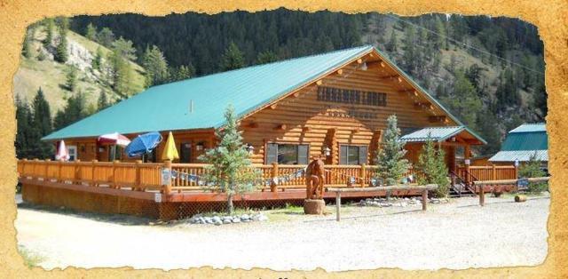 37090 Gallatin Road, Gallatin Gateway, MT 59730 (MLS #331921) :: Black Diamond Montana