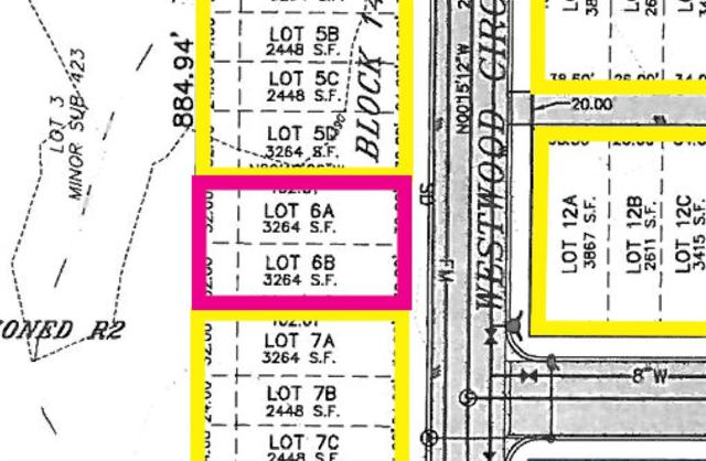 Lot 6A-B (Duplex Townhome Lot) Blk 14, Lot 6A-B, Westwood C, Belgrade, MT 59714 (MLS #331951) :: Black Diamond Montana