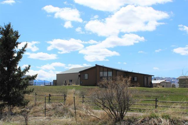 5 Rabel Lane, Gallatin Gateway, MT 59730 (MLS #331964) :: Hart Real Estate Solutions