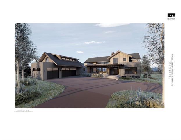Lot 181 Braveheart Loop, Bozeman, MT 59718 (MLS #332074) :: Hart Real Estate Solutions
