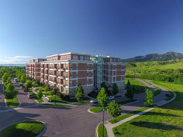 140 Village Crossing 4G, Bozeman, MT 59715 (MLS #332228) :: Hart Real Estate Solutions
