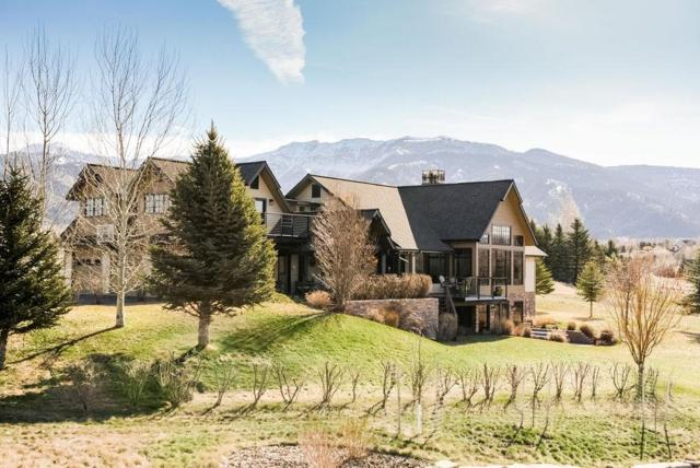 3100 Sentinel Drive, Bozeman, MT 59715 (MLS #332229) :: Black Diamond Montana