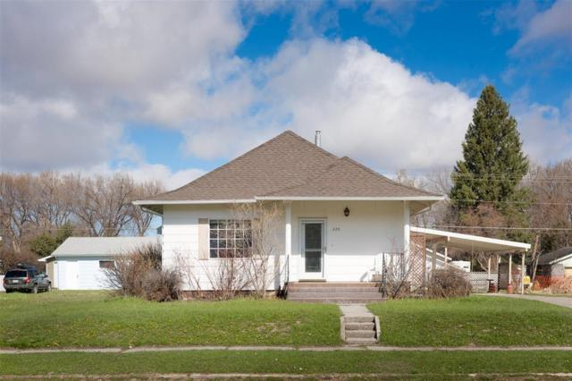 220 S 4th Street, Manhattan, MT 59741 (MLS #332233) :: Hart Real Estate Solutions