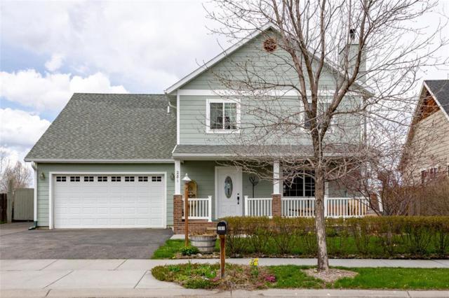 281 Woodman Drive, Belgrade, MT 59714 (MLS #332453) :: Hart Real Estate Solutions