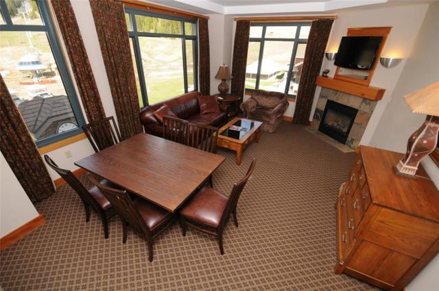 60 Big Sky Resort Road, Big Sky, MT 59716 (MLS #332484) :: Hart Real Estate Solutions