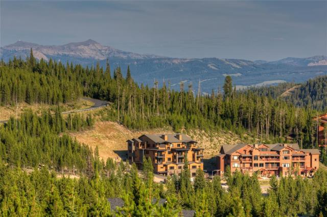 2B Summit View Dr. 101B, Big Sky, MT 59716 (MLS #333512) :: Black Diamond Montana