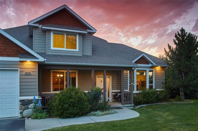 353 Little Wolf Road, Bozeman, MT 59715 (MLS #333578) :: Black Diamond Montana