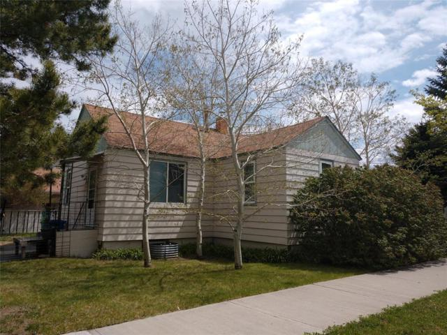 1223 W Crawford, Livingston, MT 59047 (MLS #333651) :: Hart Real Estate Solutions
