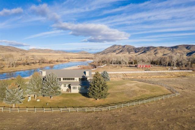 2400 Meridian Cemetery Road, Willow Creek, MT 59760 (MLS #333653) :: Hart Real Estate Solutions