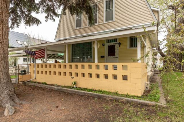 106 S Yellowstone, Livingston, MT 59047 (MLS #333704) :: Hart Real Estate Solutions