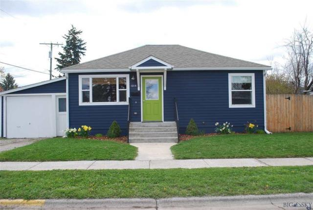 1014 W Dickerson Street, Bozeman, MT 59715 (MLS #333744) :: Hart Real Estate Solutions