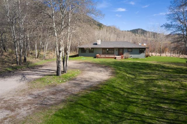 9839 Bridger Canyon Road, Bozeman, MT 59715 (MLS #333753) :: Hart Real Estate Solutions