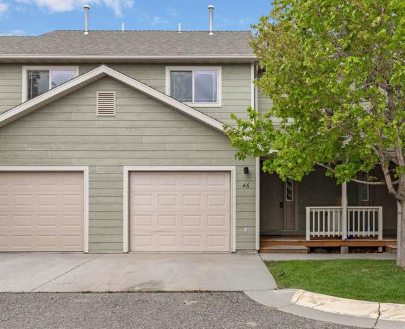 515 Michael Grove Avenue #46, Bozeman, MT 59718 (MLS #333762) :: Hart Real Estate Solutions