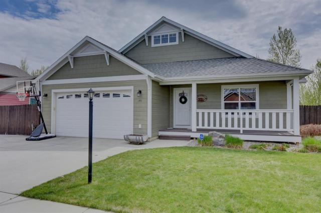 150 Cedar Wood Circle, Bozeman, MT 59718 (MLS #333766) :: Black Diamond Montana