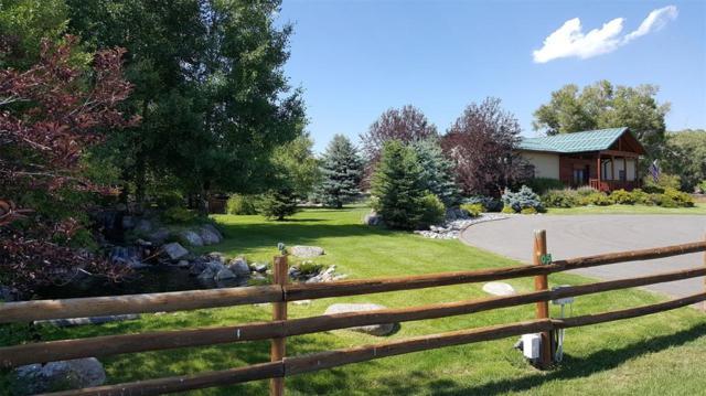5 Moose Horn Lane, Livingston, MT 59047 (MLS #333982) :: Black Diamond Montana