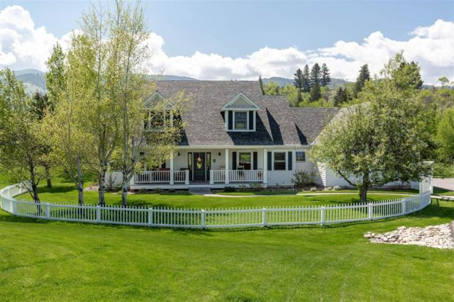 552 Triple Tree Road, Bozeman, MT 59715 (MLS #334001) :: Hart Real Estate Solutions