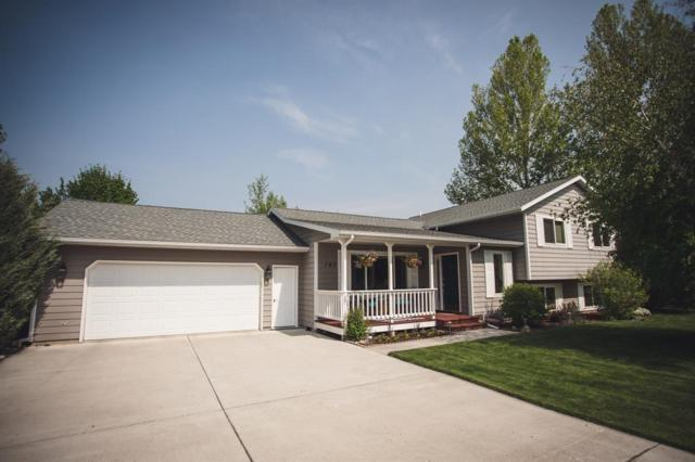167 Wylie Creek Boulevard, Bozeman, MT 59718 (MLS #334225) :: Hart Real Estate Solutions