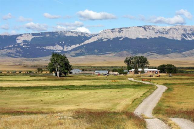 3507 Sun Canyon Road, Augusta, MT 59410 (MLS #334352) :: Black Diamond Montana