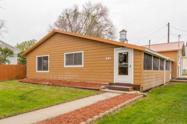 201 1/2 W 2nd Street, Whitehall, MT 59759 (MLS #334362) :: Hart Real Estate Solutions