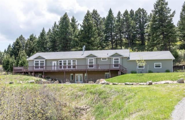 102 Eldridge Creek Trail, Livingston, MT 59047 (MLS #334368) :: Black Diamond Montana