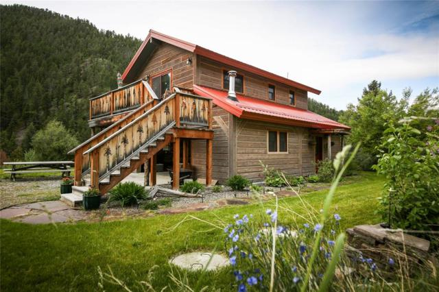 637 Mill Creek Road, Livingston, MT 59047 (MLS #334493) :: Black Diamond Montana