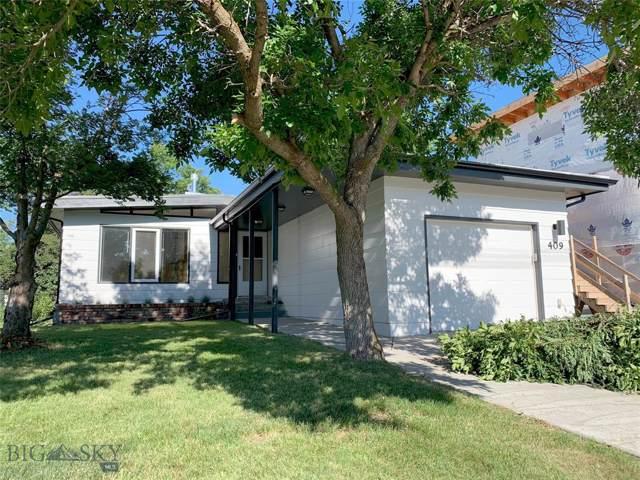 409 S 11th Avenue A & B, Bozeman, MT 59715 (MLS #334497) :: Black Diamond Montana