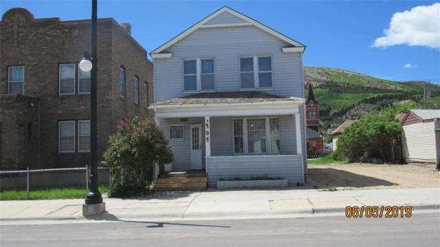 707 E 3rd Street, Anaconda, MT 59711 (MLS #334501) :: Hart Real Estate Solutions