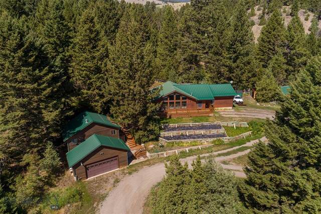 95 Hyalite Creek Road, Livingston, MT 59027 (MLS #334511) :: Montana Life Real Estate