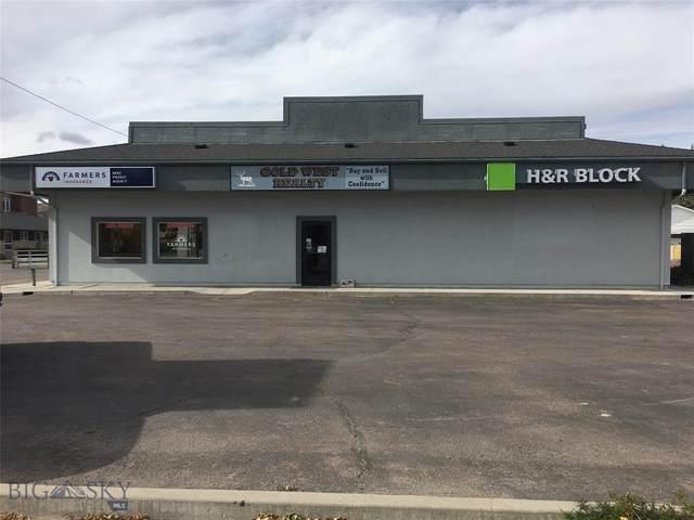 135 S Atlantic, Dillon, MT 59725 (MLS #334597) :: Montana Life Real Estate
