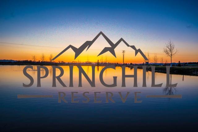 Lot 3 Springhill Reserve, Bozeman, MT 59715 (MLS #334682) :: Hart Real Estate Solutions
