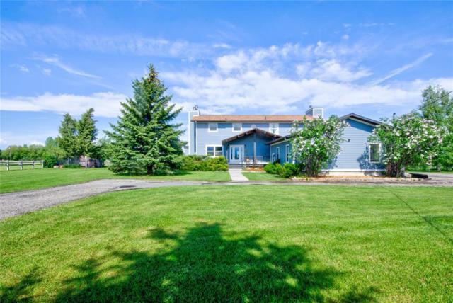 5655 Cottonwood, Bozeman, MT 59718 (MLS #334748) :: Hart Real Estate Solutions