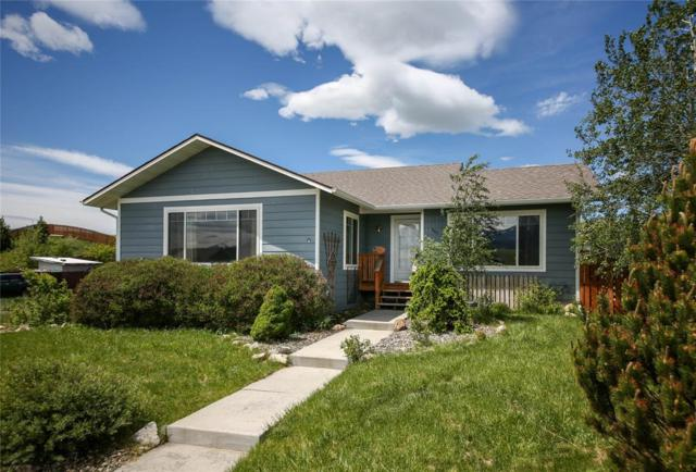 602 W Summit Street, Livingston, MT 59047 (MLS #334768) :: Black Diamond Montana