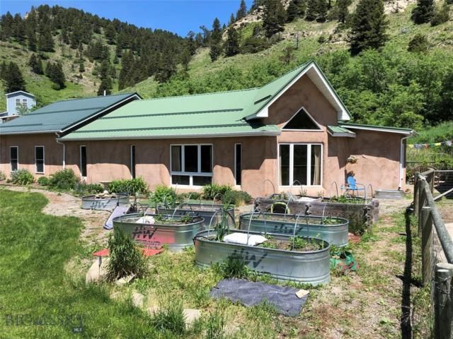 3 Back Down Road, Livingston, MT 59047 (MLS #334866) :: Hart Real Estate Solutions