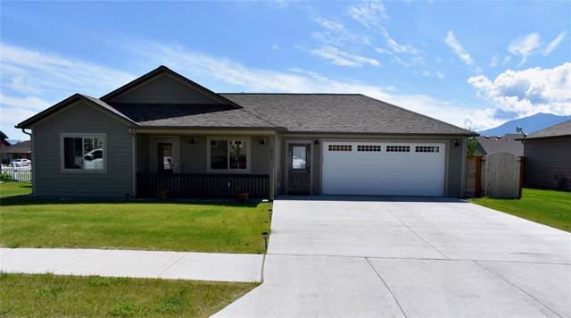 804 Meriwether Drive E, Livingston, MT 59047 (MLS #334924) :: Black Diamond Montana