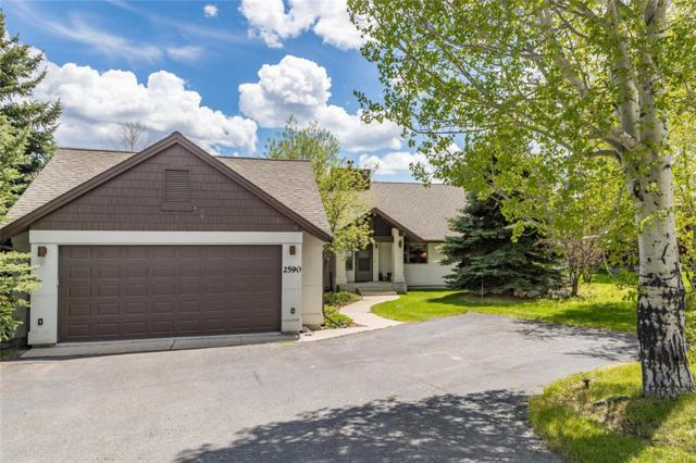 2590 Little Coyote Road, Big Sky, MT 59716 (MLS #334927) :: Hart Real Estate Solutions