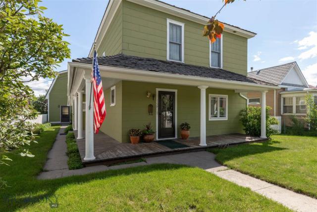 109 S E Street, Livingston, MT 59047 (MLS #334930) :: Black Diamond Montana