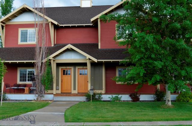 4243 W Babcock #2, Bozeman, MT 59718 (MLS #335117) :: Hart Real Estate Solutions