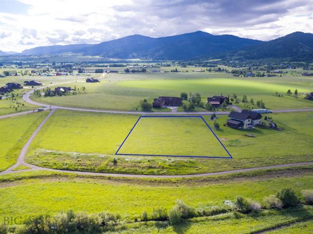 606 Hyalite View Drive, Bozeman, MT 59718 (MLS #335207) :: Black Diamond Montana
