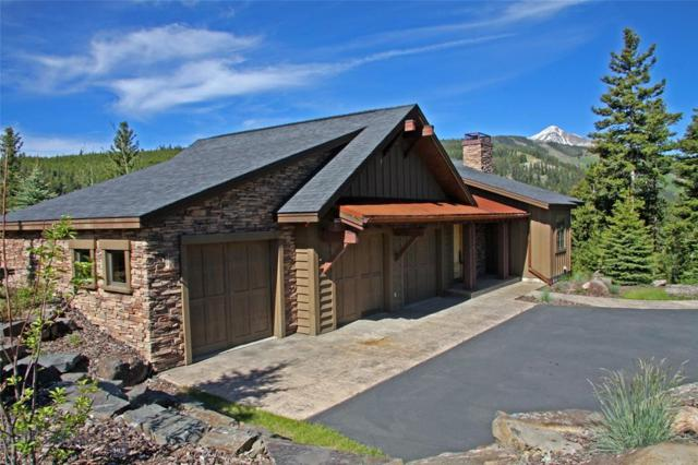 235 Four Point Road, Big Sky, MT 59716 (MLS #335246) :: Hart Real Estate Solutions