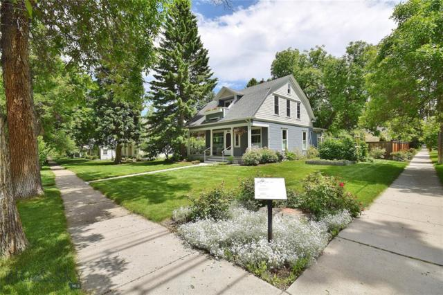 726 S 3RD Avenue, Bozeman, MT 59715 (MLS #335320) :: Black Diamond Montana