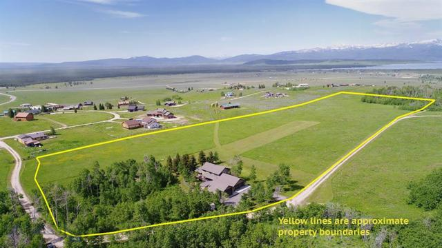180 Grayling Creek Road, West Yellowstone, MT 59758 (MLS #335378) :: Black Diamond Montana