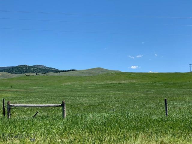 TBD Jackson Creek Road, Bozeman, MT 59715 (MLS #335465) :: Black Diamond Montana