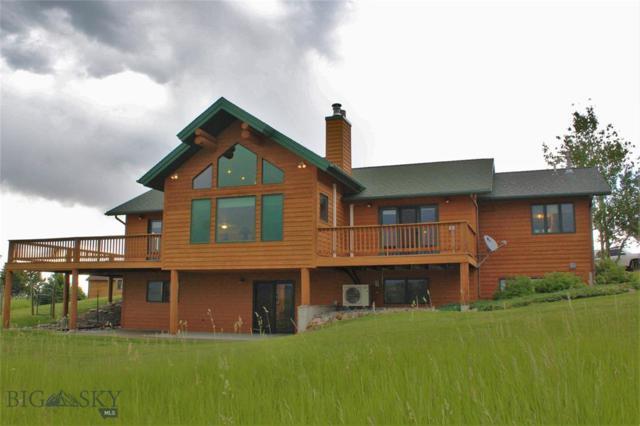 265 S Big Elk Meadow Road, Gallatin Gateway, MT 59730 (MLS #335522) :: Montana Life Real Estate
