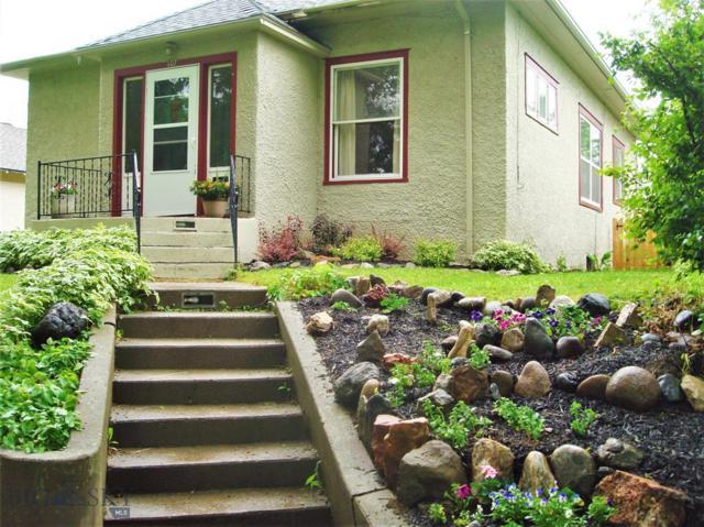 107 S 8th Street, Livingston, MT 59047 (MLS #335570) :: Black Diamond Montana