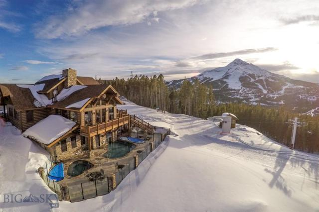 210 Cascade Ridge, Big Sky, MT 59716 (MLS #335574) :: Black Diamond Montana