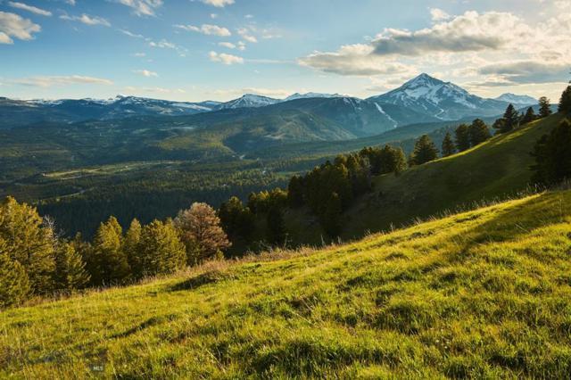 TBD Upper Chief Joseph Trail, Big Sky, MT 59716 (MLS #335578) :: Hart Real Estate Solutions