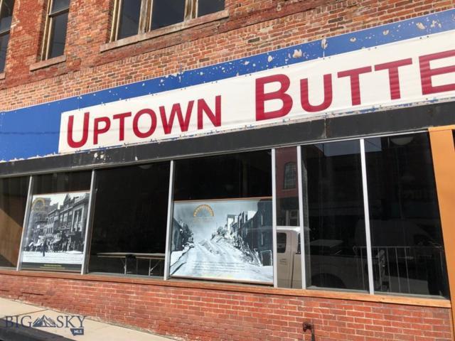 120 N Main Street, Butte, MT 59701 (MLS #335597) :: Black Diamond Montana