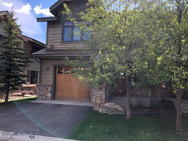 22 Limber Pine #15, Big Sky, MT 59716 (MLS #335629) :: Hart Real Estate Solutions