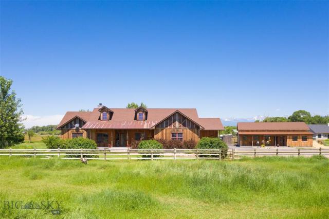 9 Shields River Rd E, Livingston, MT 59047 (MLS #335852) :: Black Diamond Montana