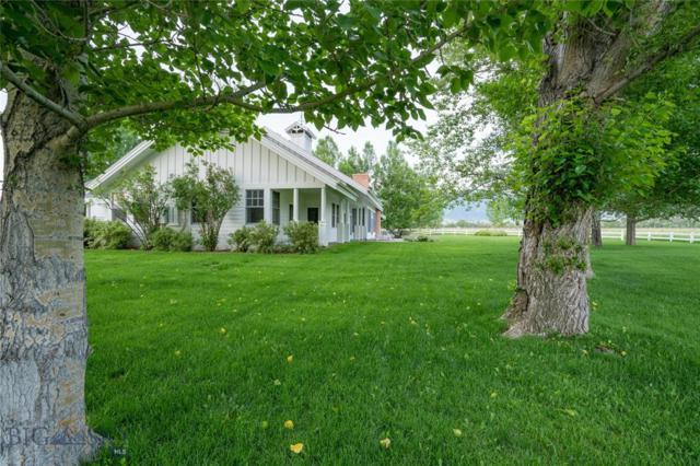 33 Jack Creek Road, Ennis, MT 59729 (MLS #335914) :: Hart Real Estate Solutions